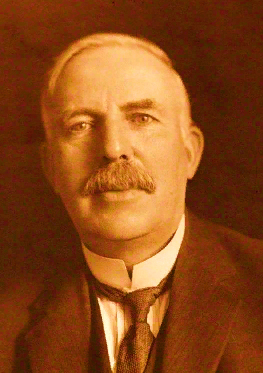 Sir Ernest Rutherford (1871-1937)